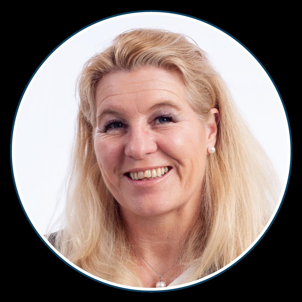 Irene Siljan Vestby - Klyngeleder, IGT